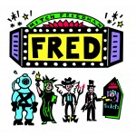 Fred by Mitch Friedman (cover)